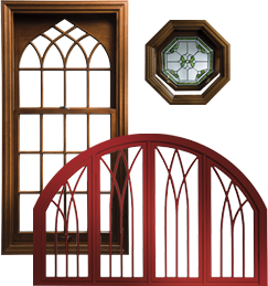 architect series custom window styles